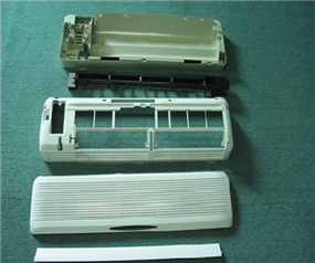 Air conditioning shell