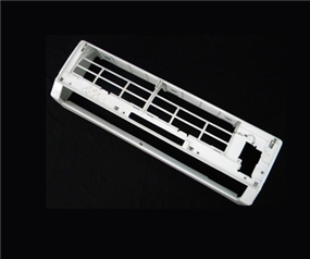 Plastic parts for air conditioning interior
