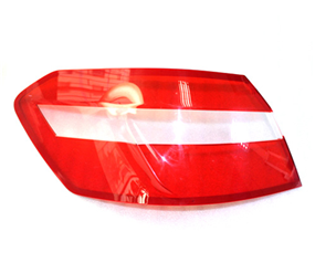 Mercedes taillights